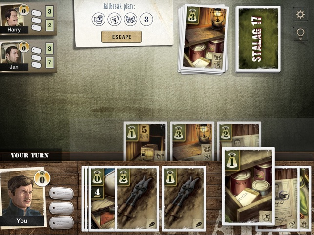 Stalag 17 Game Screenshot