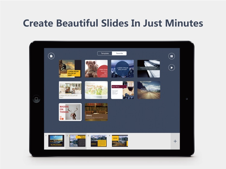 SlideIdea - Make Your Presentation Life Easier