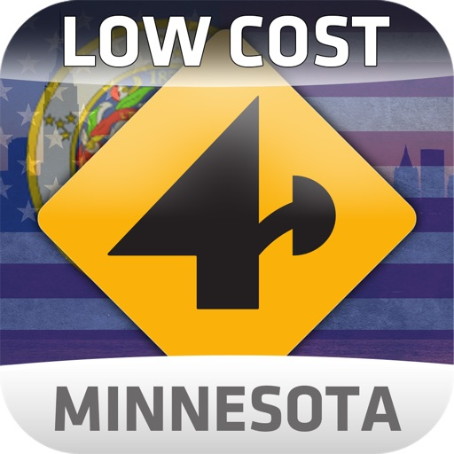 Nav4D Minnesota @ LOW COST icon
