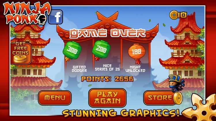 Ninja Ponk screenshot-3