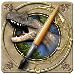 FlipPix Art - Jurassic