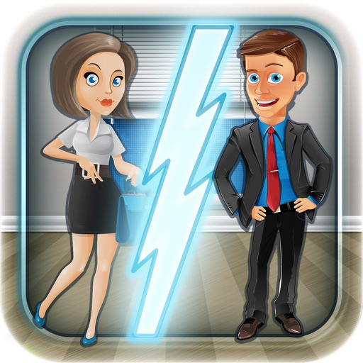Office Battle - Woman VS Man