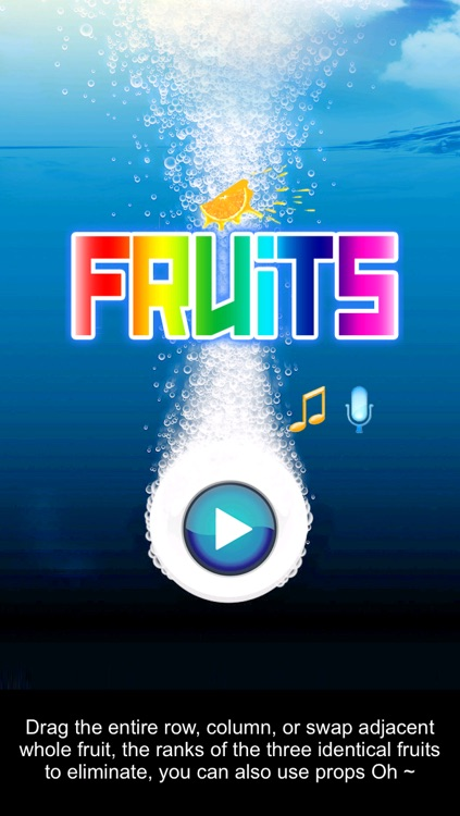 Fruits shooter game - simple logical game for all ages HD Free screenshot-4