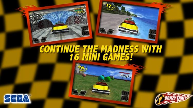 Crazy Taxi  瘋狂出租車 screenshot-3