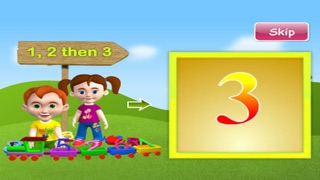 Number Sequence - Autism Series screenshot three