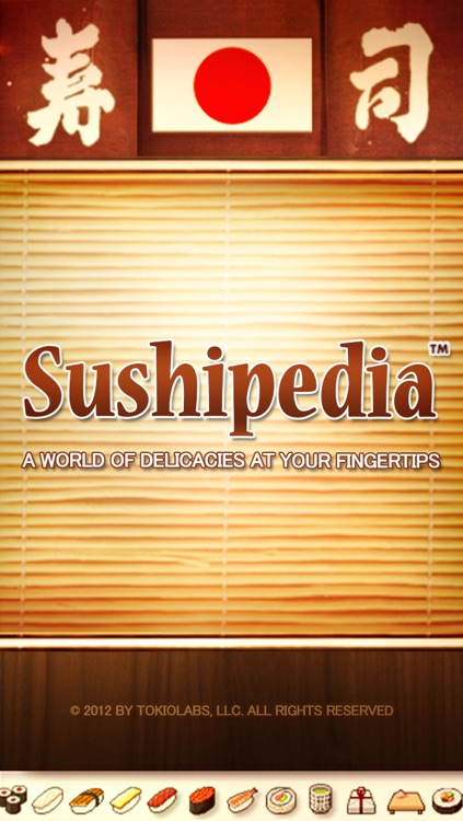 Sushipedia™ screenshot-0