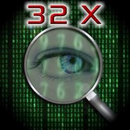 32x Magnifier