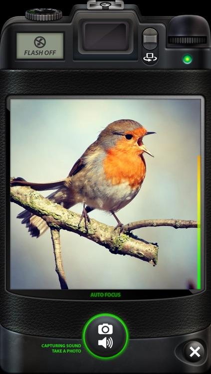 Camera SX : Photo with Sound screenshot-3