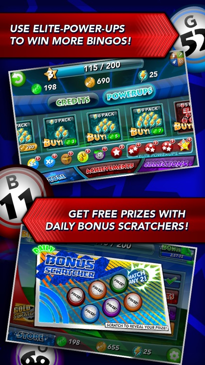 Bingo Rush by Buffalo Studios screenshot-4