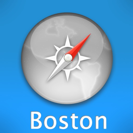 Boston Travel Map