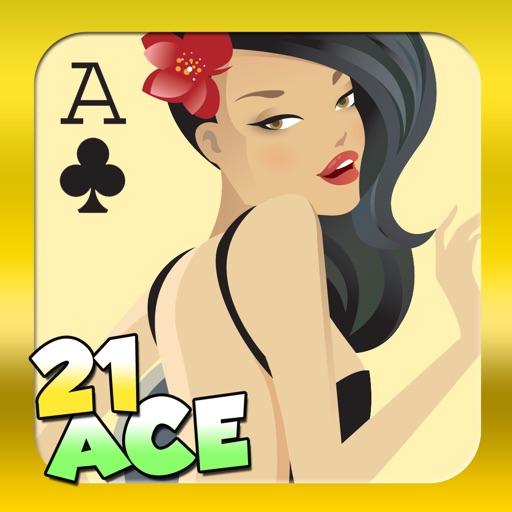 Poker & Blackjack Alternative - 21 Ace