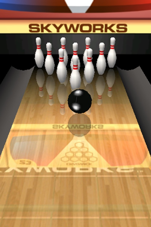 Ten Pin Championship Bowling® Free screenshot-1