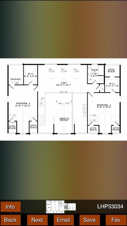 Log House Plans Pro screenshot-4