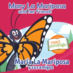Read Conmigo Mary La Mariposa and her Friends