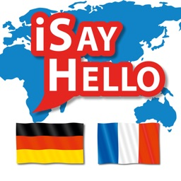 iSayHello German - French