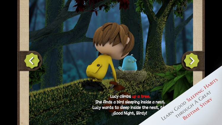 Good Night Lucy - 3D Animated Read Aloud Picture Book by Story Resort