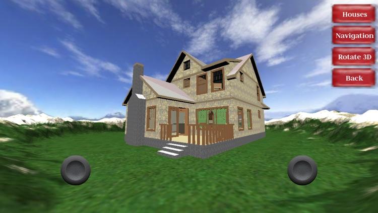 3D Houses Free screenshot-4