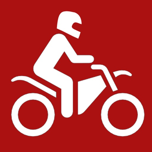 Motorcycle and Scooter Parking icon