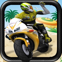 Risky Rider 3D (Motor Bike Racing Game / Games)
