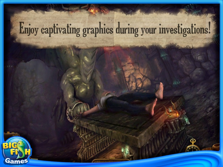Enigmatis: The Ghosts of Maple Creek Collector's Edition HD screenshot-3