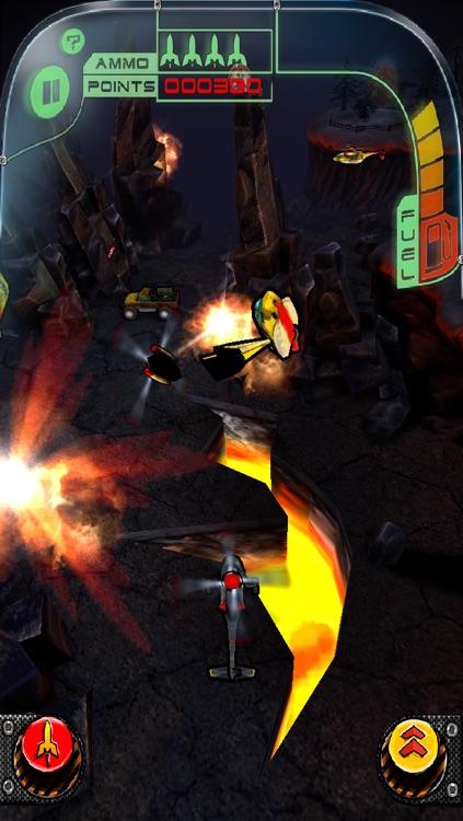 Jet Raiders screenshot-4