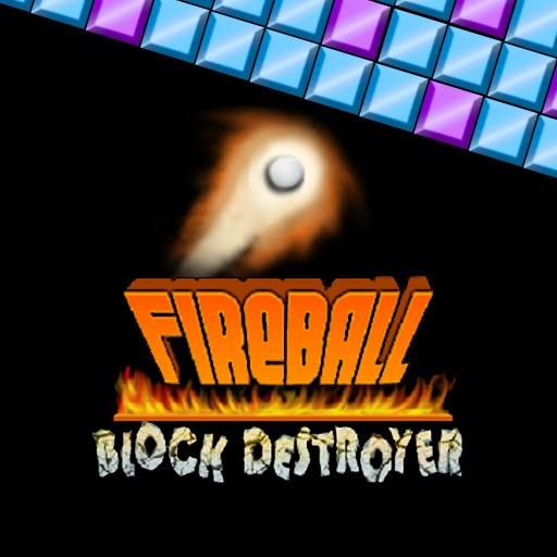 Fireball Block Destroyer