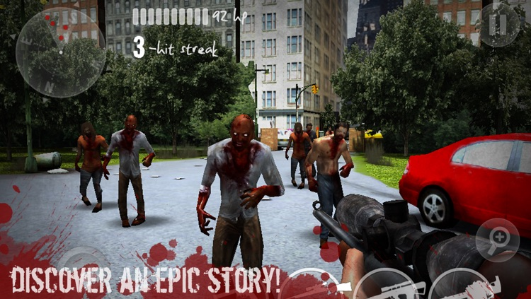N.Y.Zombies 2 screenshot-4