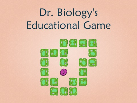 Screenshot #1 for Dr. Biology's Educational Game