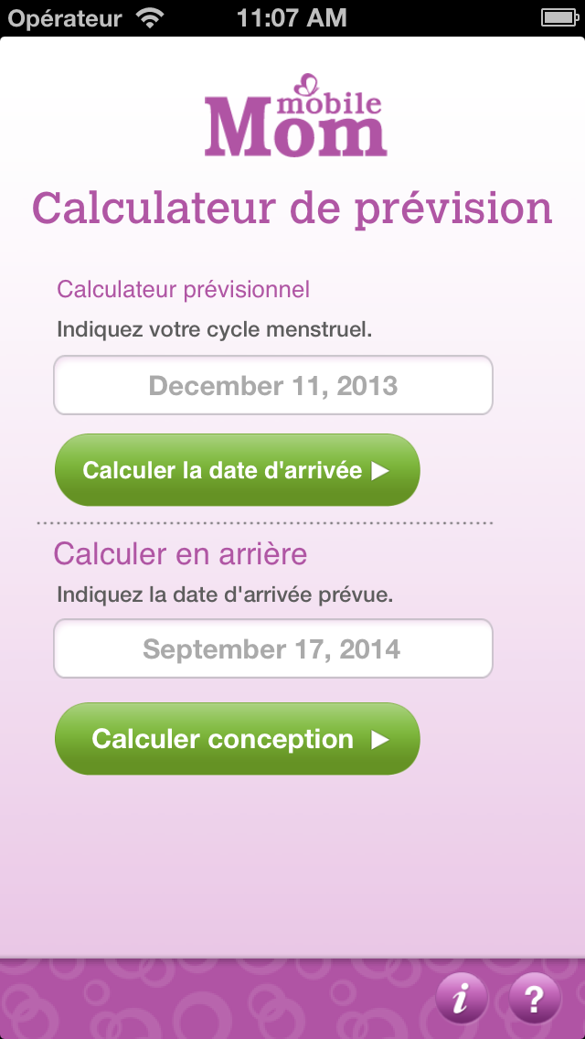 Télécharger Calculateur De Prévision Pour La Grossesse Roue Bébé