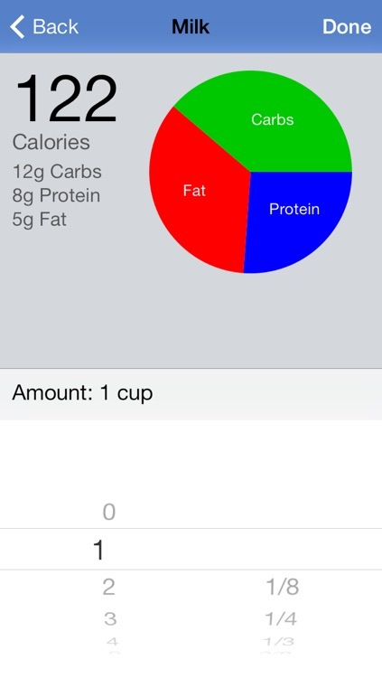 Meal Builder Pro - calorie and nutrition counter & menu planner screenshot-4