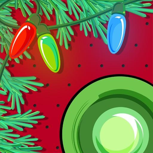 Christmas Air Hockey