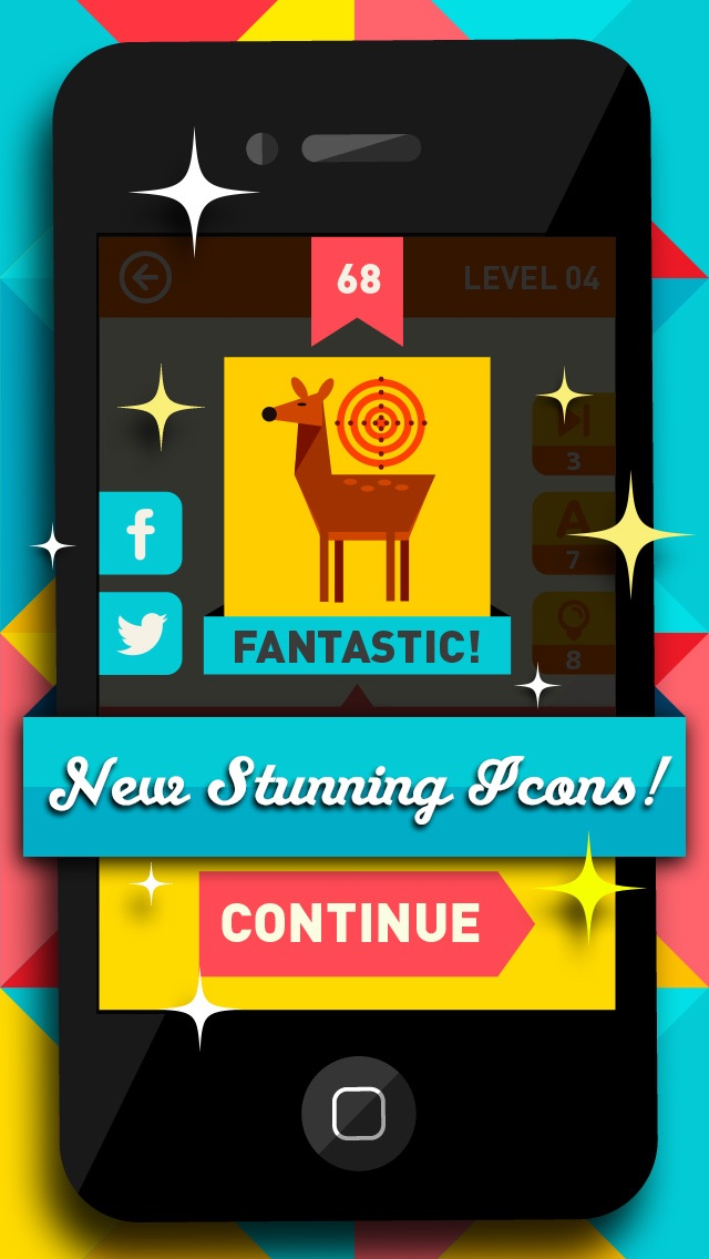 Icon Pop Word Screenshot 2
