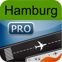 Hamburg Airport + Flight Tracker