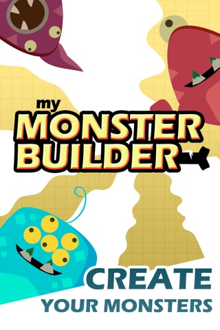 Monster Builder - Best Free Monsters Design Lab Game for