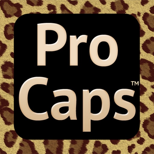 Pro Caps™