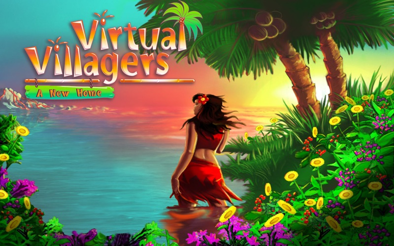 Virtual Villagers - A New Home screenshot 1