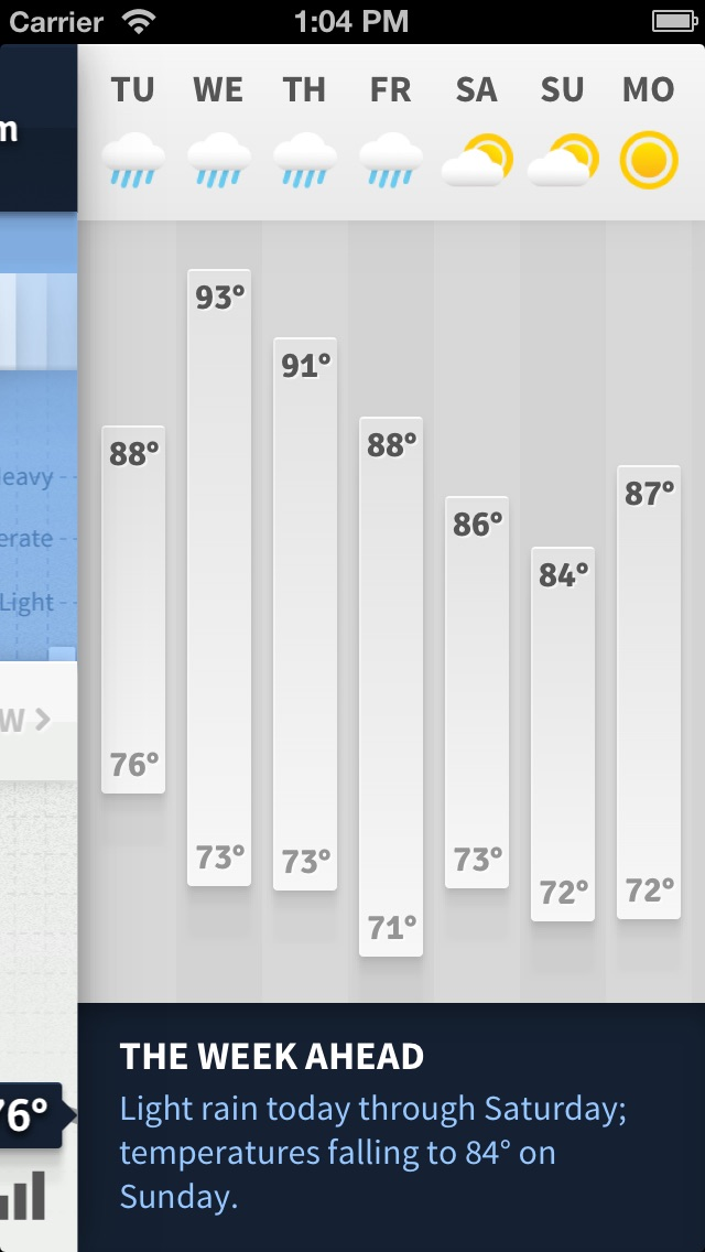 Weathertron — Live Ra... screenshot1