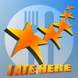 I Ate Here