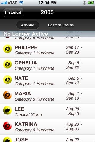 Hurricane Monitor screenshot-4
