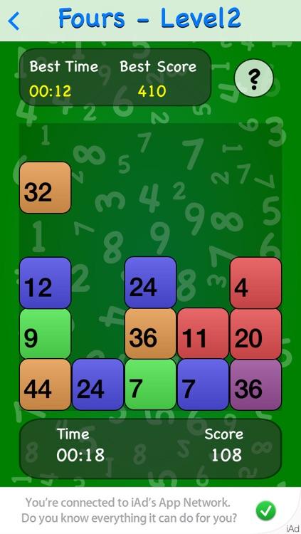 Maths Multiples
