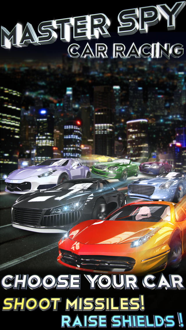 Master Spy Car Racing Game FREE - 無料レーシングゲーム- Racing in Real Life Race Cars for kidsのおすすめ画像1