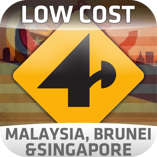 Nav4D Malaysia Singapore Brunei @ LOW COST