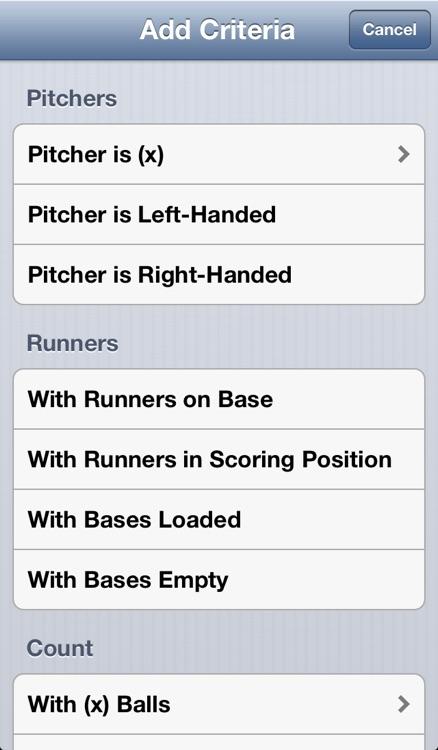 Baseball Stats Pro Free screenshot-3