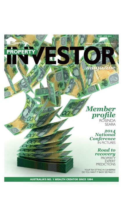 Property Club Magazine: property business publication for entrepreneurs