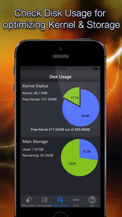 Battery Analyst - Power Guard & Memory Manager screenshot-3