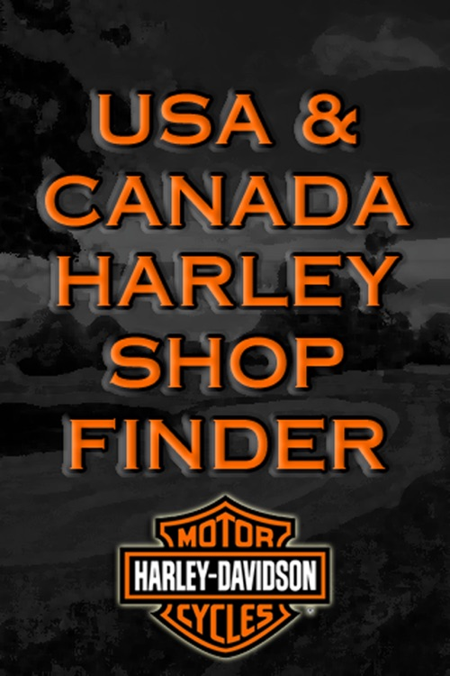 iFIND - Harley Davidson Shop Finder (USA and Ca...