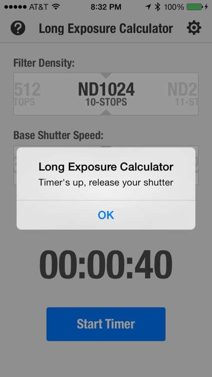 Long Exposure Calculator screenshot-3