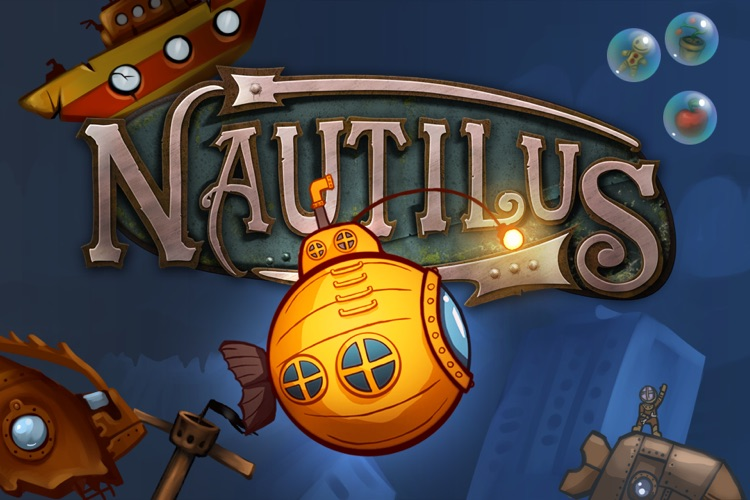 Nautilus - Nemo's Submarine Adventure screenshot-4