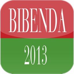 BIBENDA 2013 GUIDA AI MIGLIORI VINI E RISTORANTI D'ITALIA