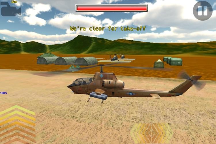 Gunship-II screenshot-4